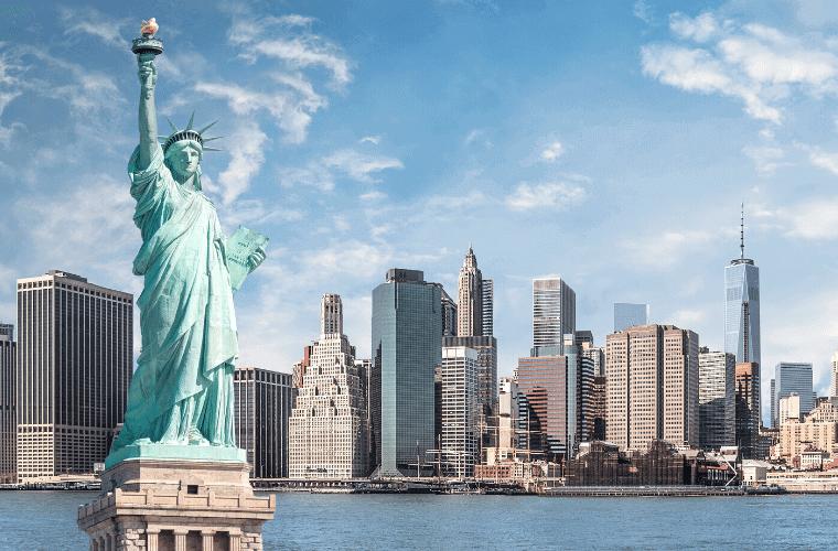 アメリカ(ニューヨーク)